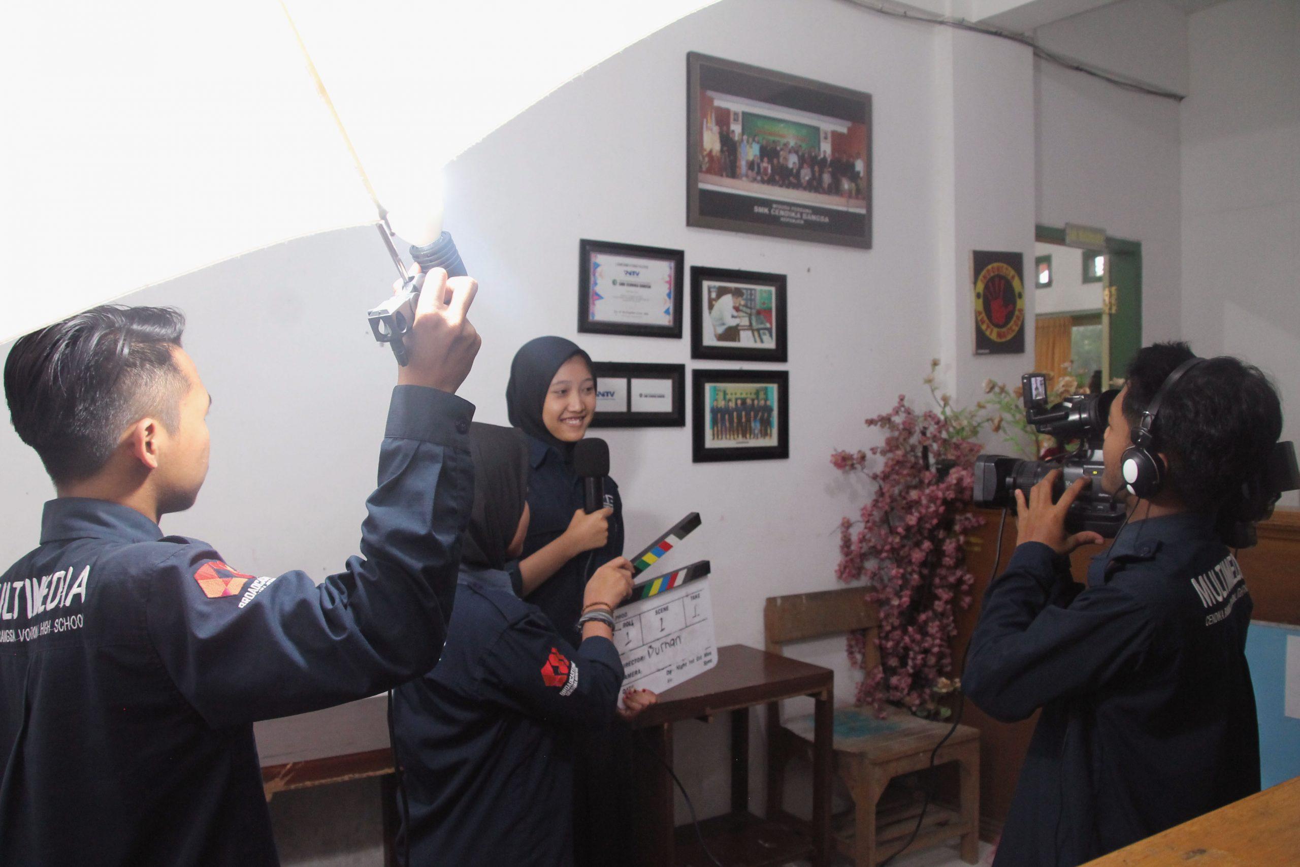 Multimedia SMK Cendika Bangsa